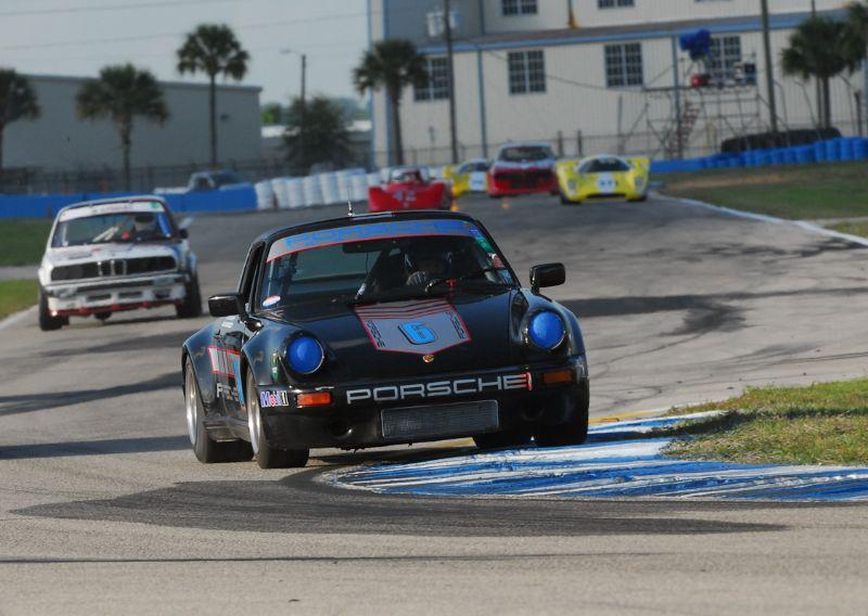Bob Bagley Porsche 911.