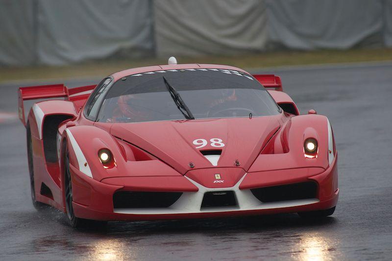 Ferrari Racing Days Suzuka 2012
