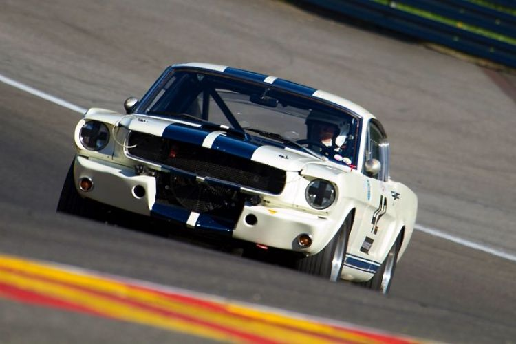 Ford Shelby Mustang GT350 1965