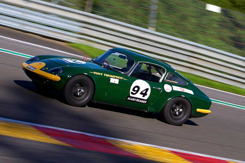 Lotus 26R Shapecraft 1965