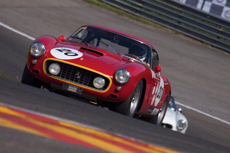 Ferrari 250 GT SWB Berlinetta 1960
