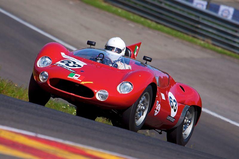 Maserati Tipo 63 1960