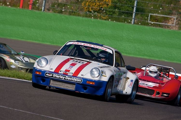 Porsche 911 3.0 RSR 1974