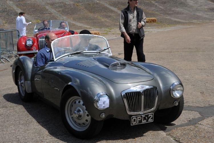 1950 Frazer Nash Mille Miglia