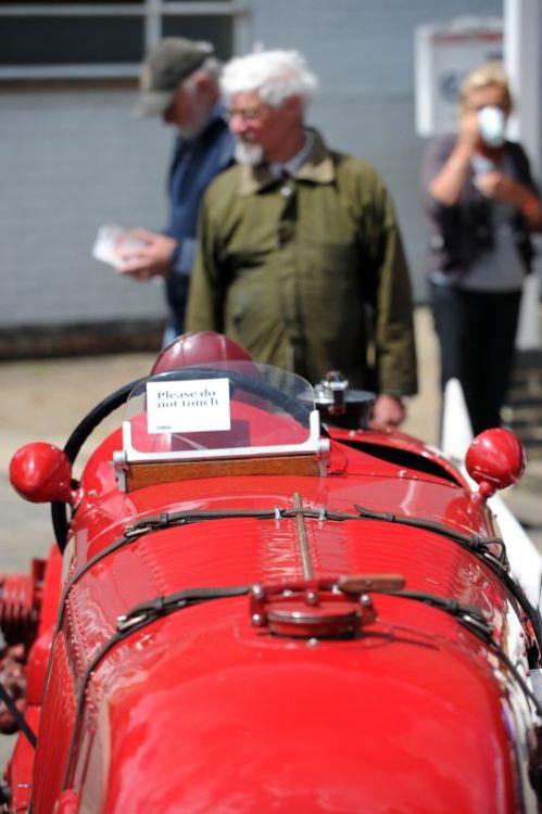 Brooklands Double Twelve Festival 2012
