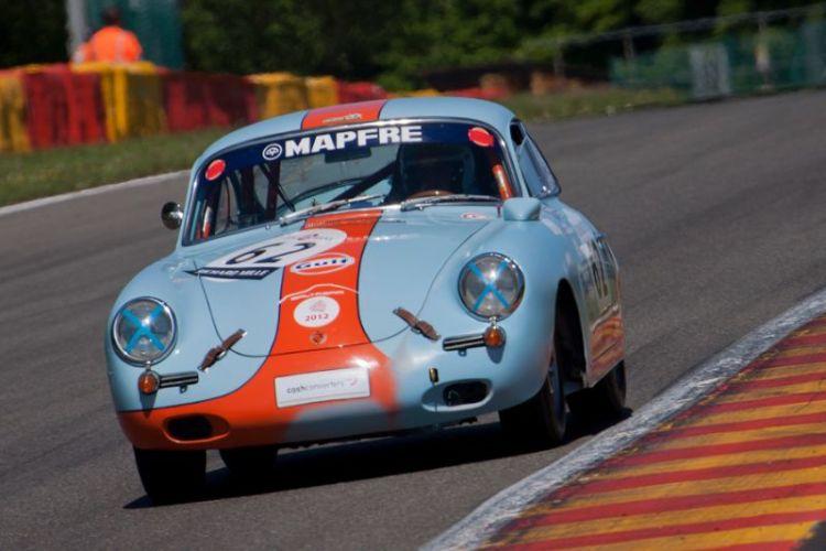 Porsche 356 SC 1963