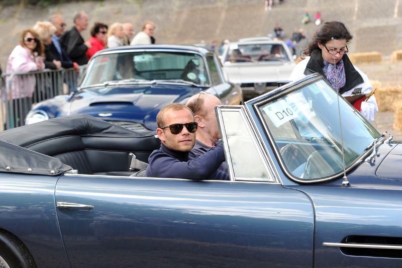 1964 Aston Martin DB5 Drophead Coupe