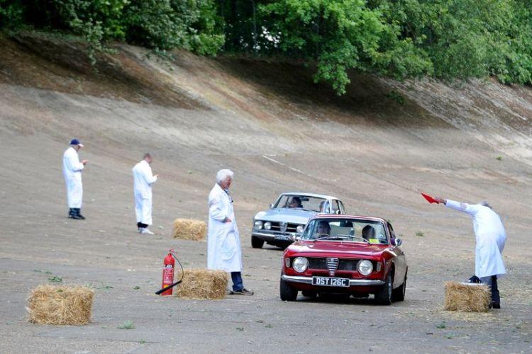 Pair of Alfa Romeos