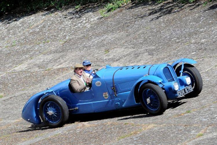 1936 Delahaye 135 CS Roadster