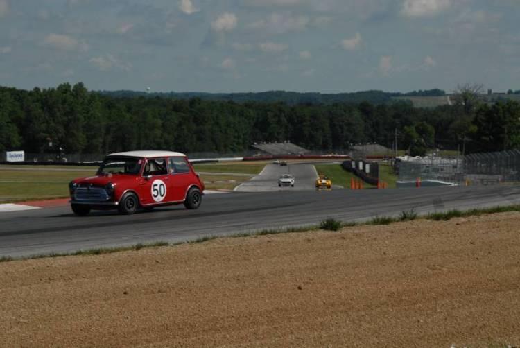 Mark Pentz- Morris Mini Cooper.