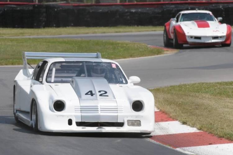 Dan Furey- Chevrolet Vega.