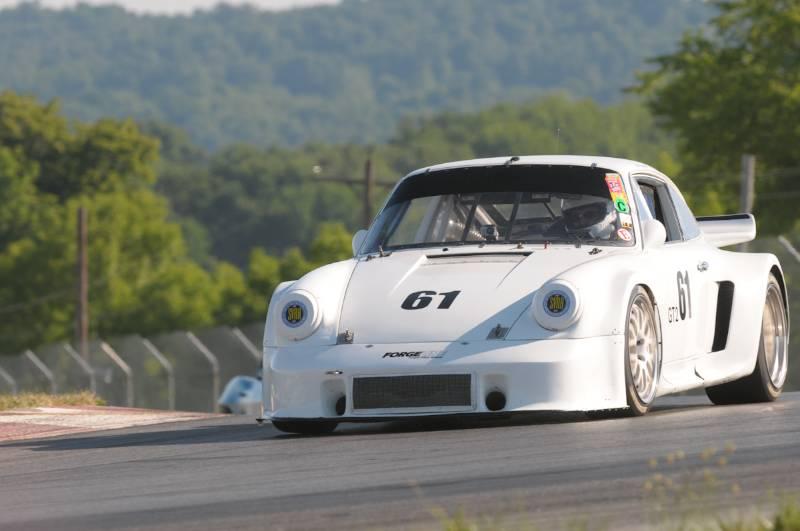 Porsche 911RSR- Stanley Crawford.