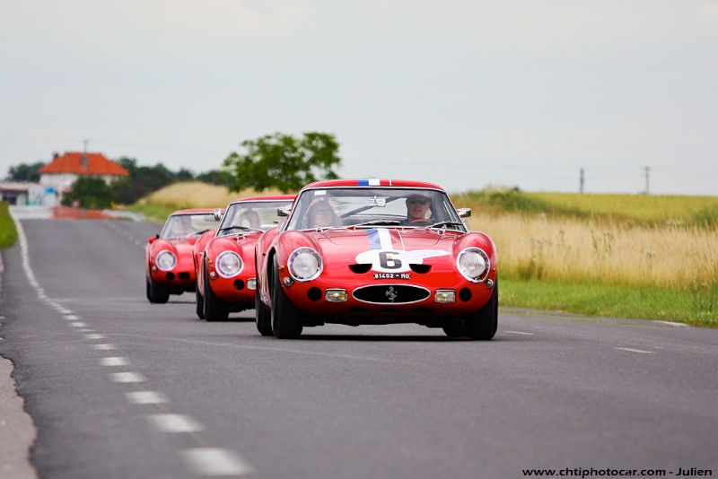 Ferrari 250 GTO - 50th Anniversary Tour