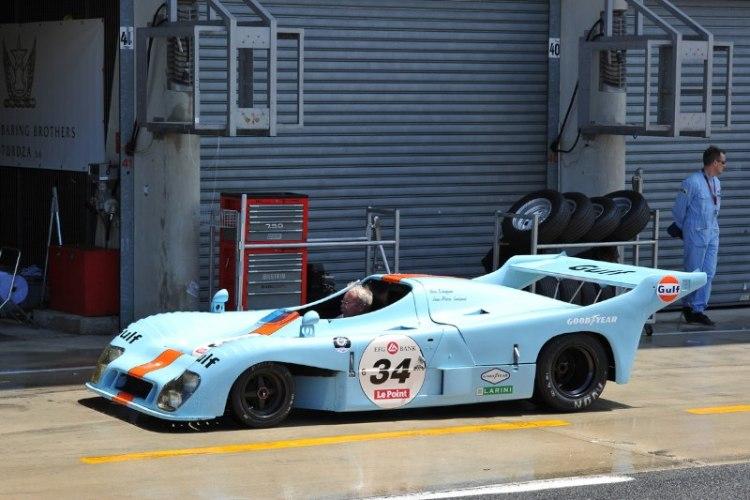 1975 Mirage GR8 - Le Mans Classic 2012