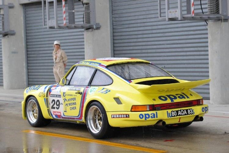 Porsche 911 RSR 3.0 - Le Mans Classic 2012