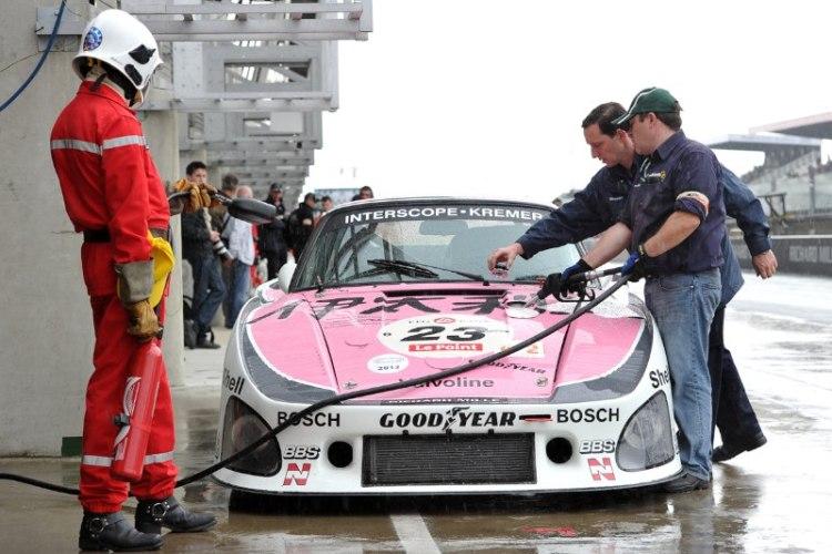 1980 Porsche 935 K3 - Le Mans Classic 2012