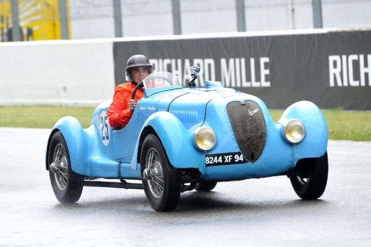 Gordini ?? - Le Mans Classic 2012