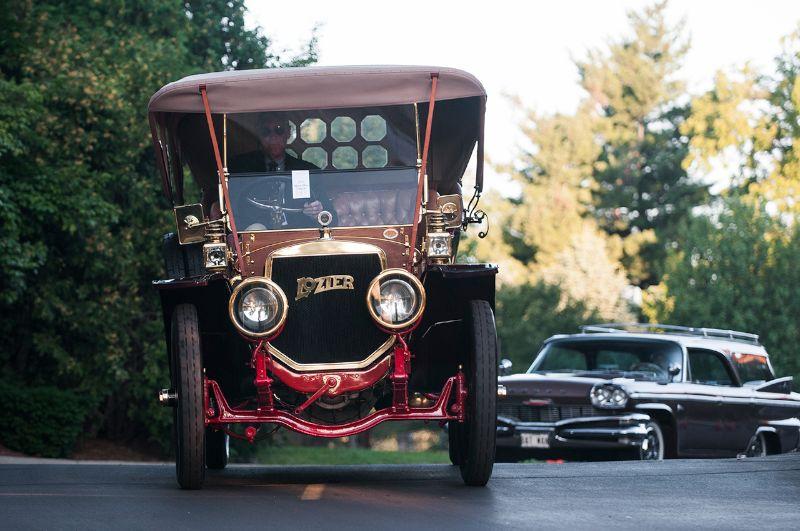 1908 Lozier  7-Passenger Touring