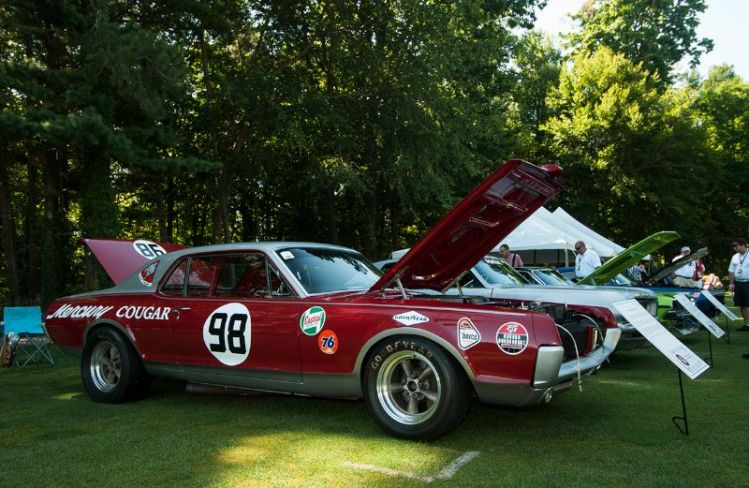 1967 Mercury Cougar Trans-Am Race Car