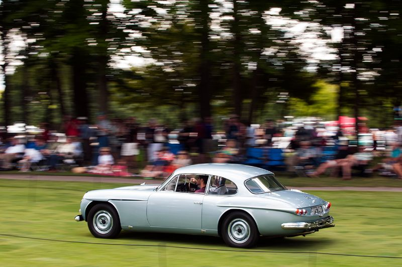 1964 Jensen Mark II C-V8 Coupe