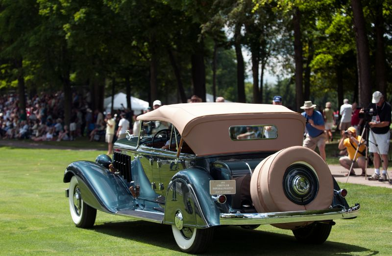 1933 Chrysler Imperial Phaeton