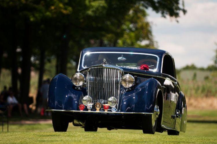 1938 Jaguar SS Coupe