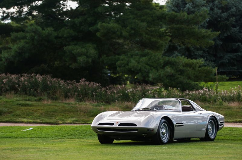 1966 Bizzarrini 5300 Spyder S.I.