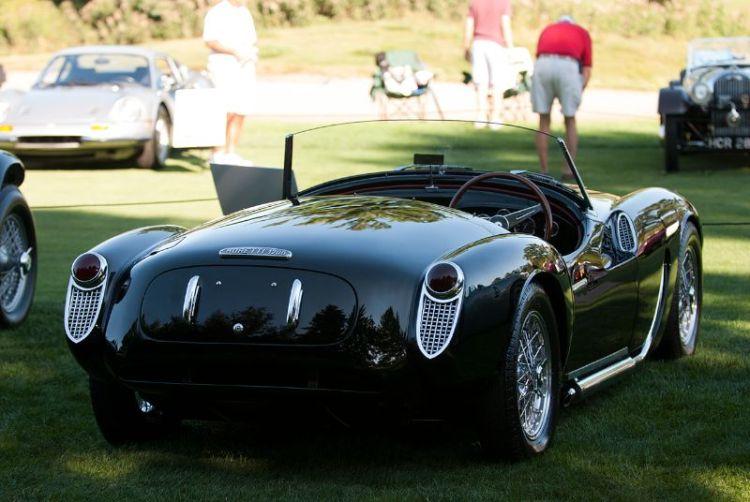 1955 Moretti 1200S Barchetta
