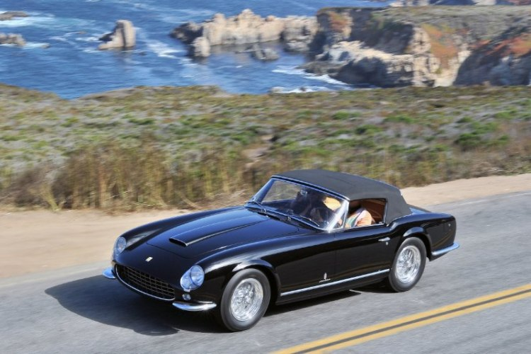 1955 Ferrari 375 Plus Pinin Farina Cabriolet