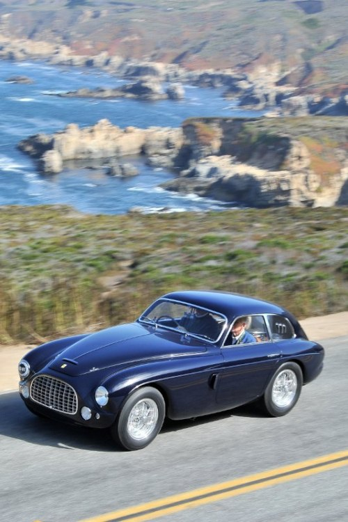 1951 Ferrari 212 Export Touring Berlinetta
