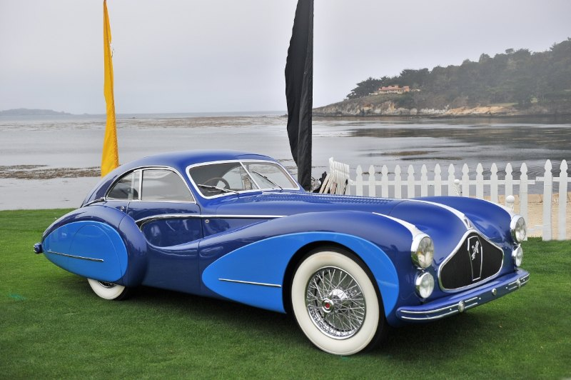 1948 Talbot-Lago T26 Saoutchik Grand Sport Coupe