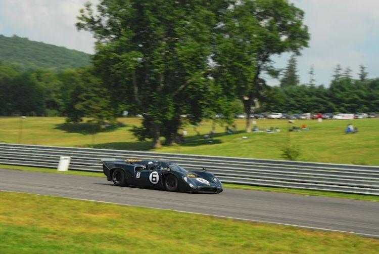 1969 Lola T70- Tom Malloy.