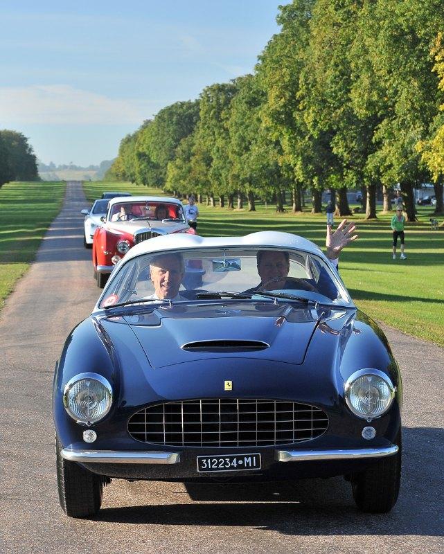 1957 Ferrari 250 GT Zagato Berlinetta