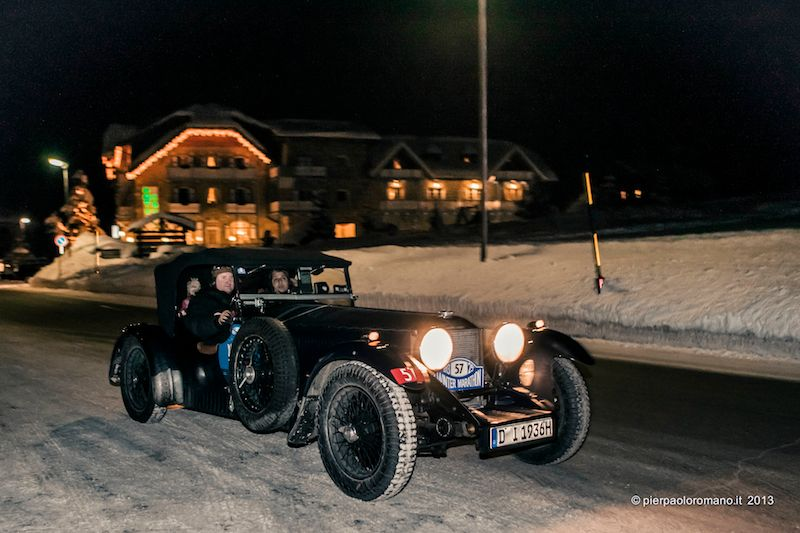 1936 Invicta S-Type - Winter Marathon Rally 2013