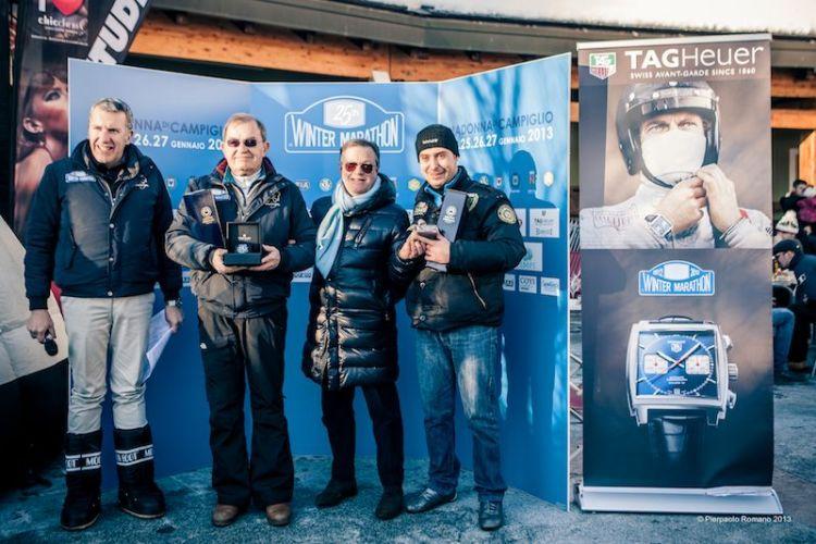 Winter Marathon Rally 2013