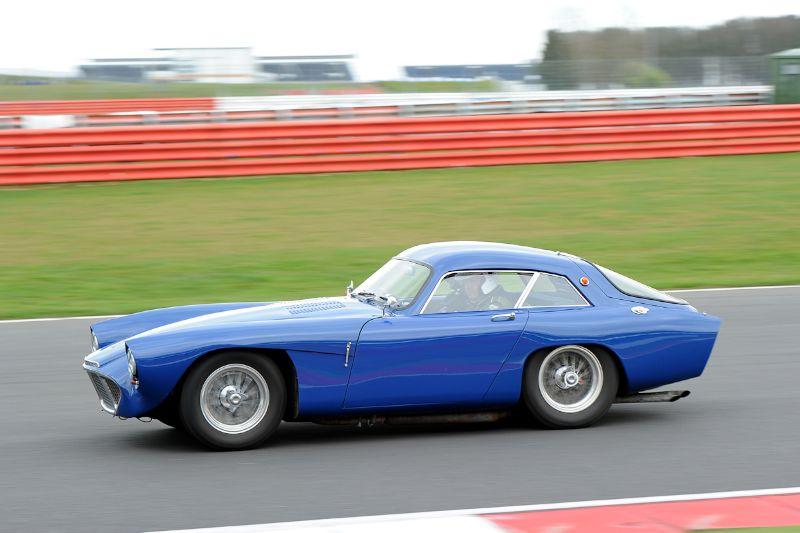 1956 HWM Jaguar GT Coupe