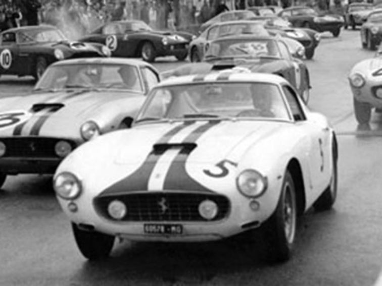 Ferrari 250 GT SWB Berlinetta Competition, Chassis number 2209 GT