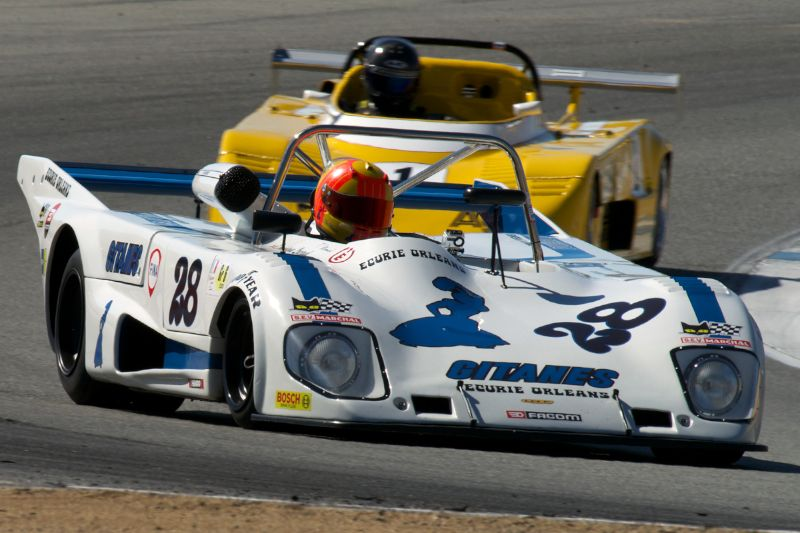 Tom Minnich's Lola T297.