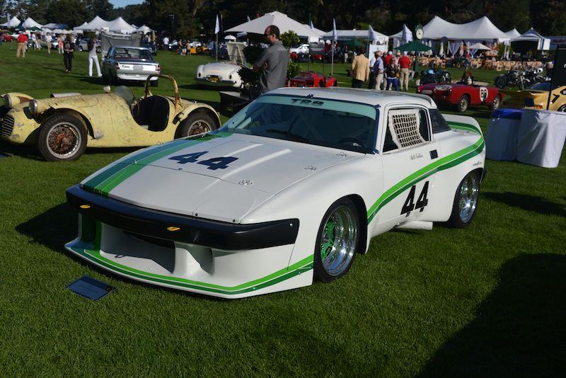 Quail Motorsports Gathering 2013 - Sports Car Digest - The