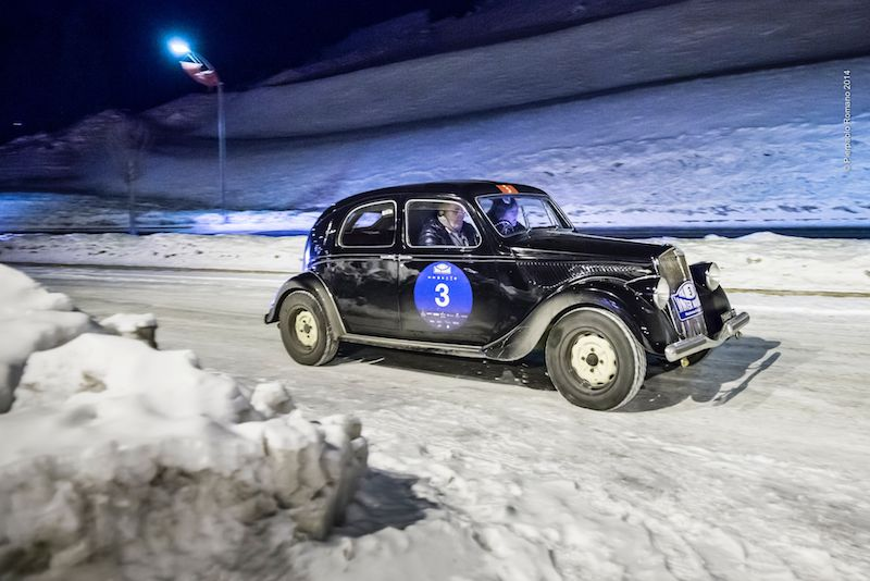 Winter Marathon Rally 2014