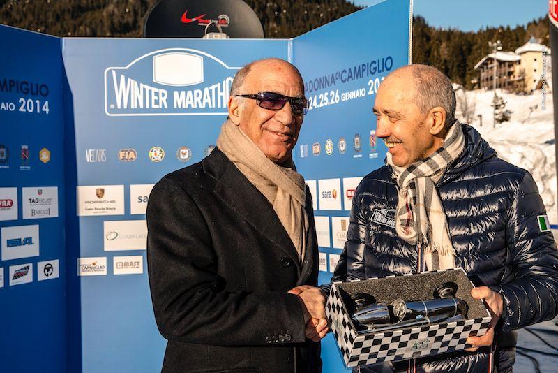 Winter Marathon Rally 2014