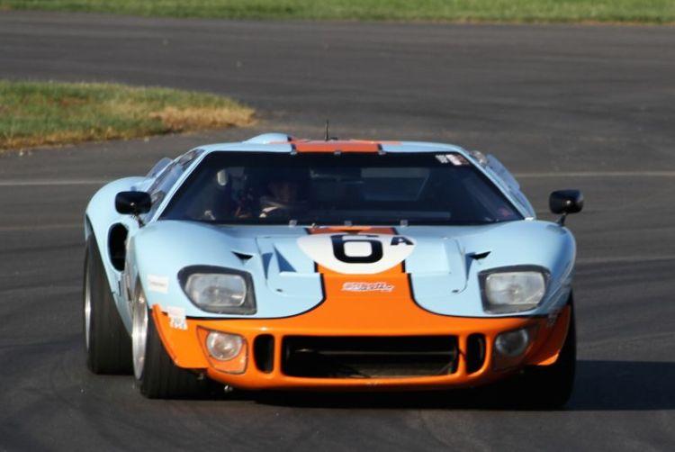 Mac McCombs, 68 Superformance GT40R