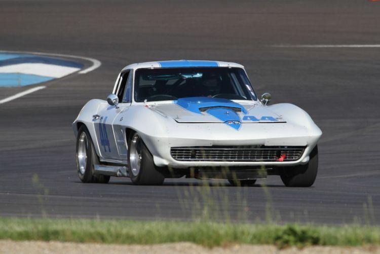 Steven Cole, 63 Corvette