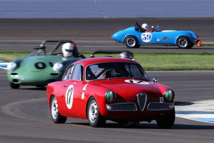 Patrick Byrne, 58 Alfa Romeo Sprint Veloce F