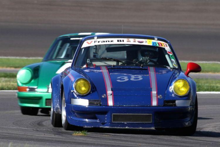 Michael Eberhardt, 72 Porsche 911