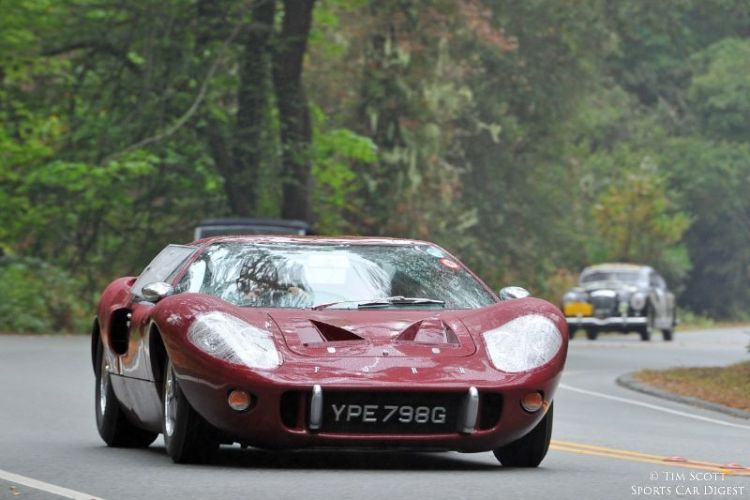1968 Ford GT40 Mark III Coupe