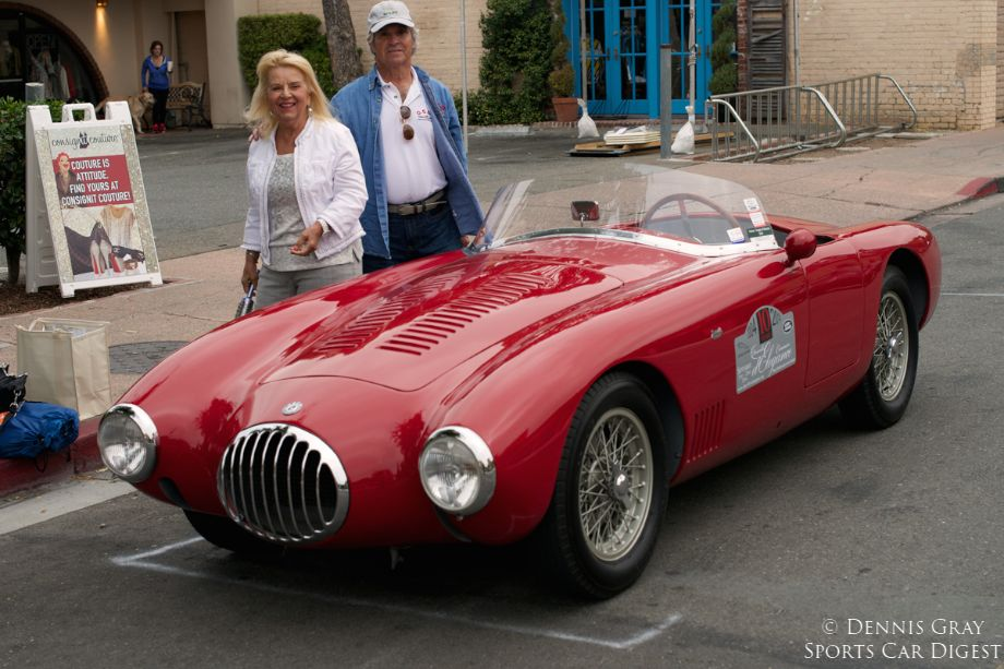 Jan and John Grosetto's 1955 OSCA MT4 1500