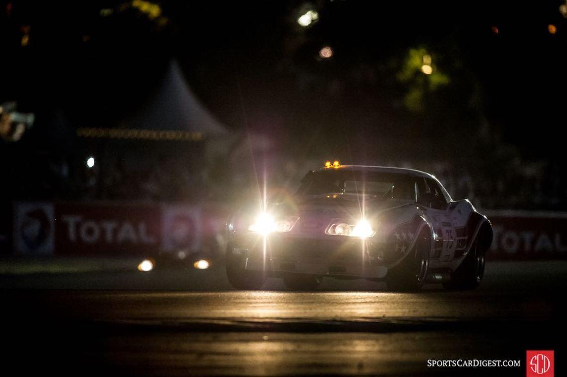 Greenwood Chevrolet Corvette at Le Mans Classic (photo: Julien Mahiels)