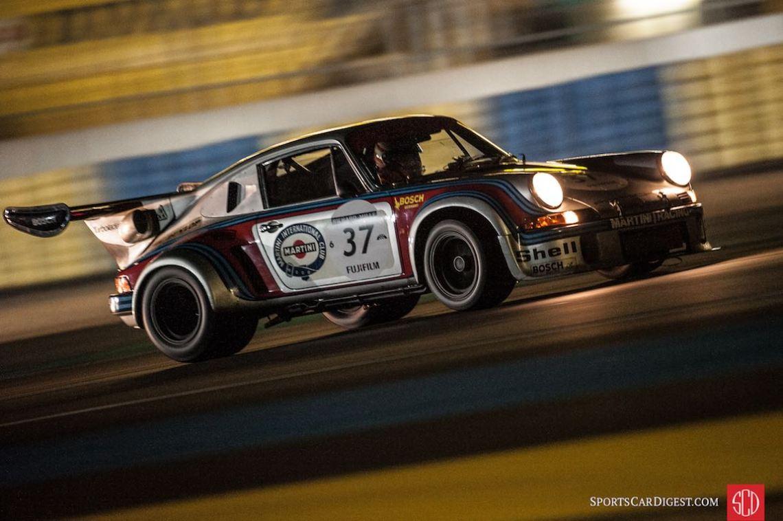Porsche 911 Carrera RSR 2.1 Turbo at Le Mans Classic (photo: Julien Mahiels)