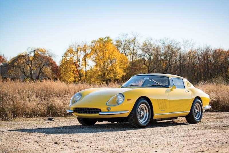 1966 Ferrari 275 GTB/6C (photo: Erik Fuller)